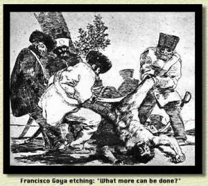GOYA.CASTRATED