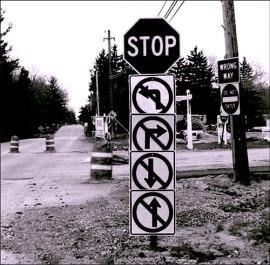 stop absolutt